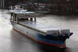 Nr. 14 Star Istind Export Vessel